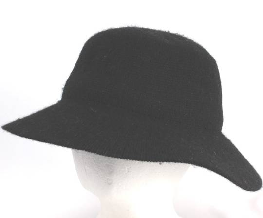 Wool dome hat black Style: HS/9092