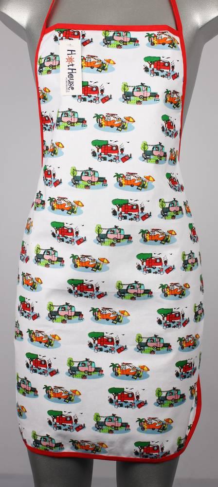Retro Caravans small apron Code: APR-RET/S