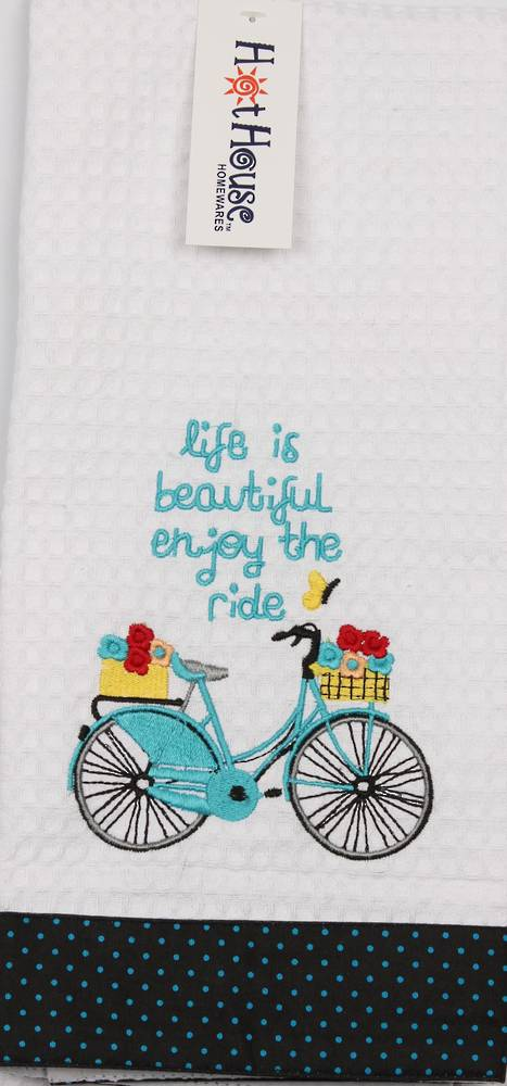 Novelty 'Enjoy the ride