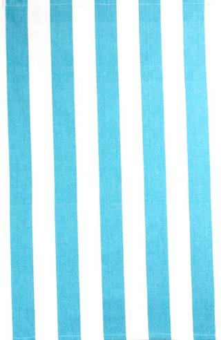 Tea Towel 'Montana Stripe' teal Code: T/T-MON/STR/TEA