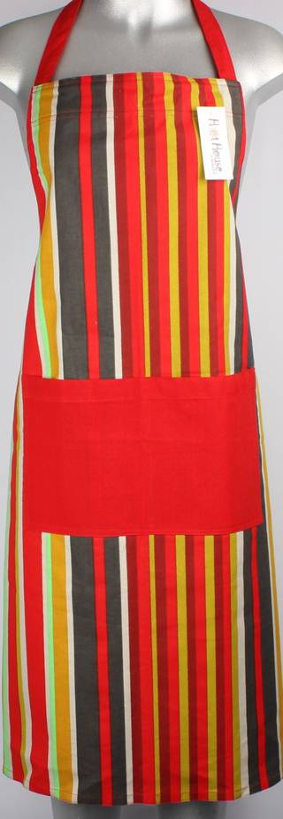 Morocco apron red Code: APR MOR/RED