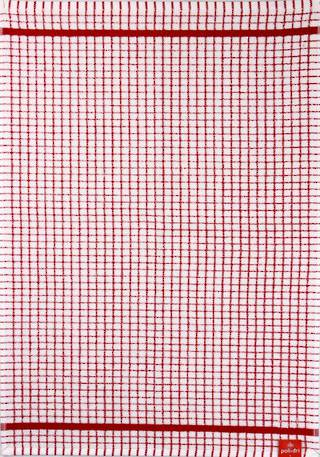 Samuel Lamont poli dry red  tea towel Code:TT-706/RE