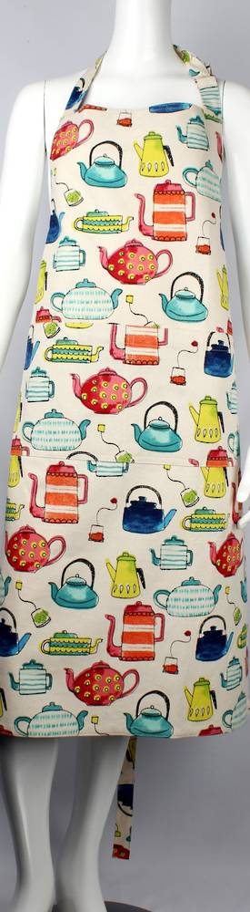 Tea Time apron CODE : APR-TEA