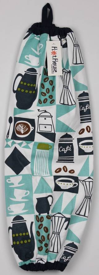 Bag saverl Cafe' design Code: BS- CAF CLEARANCE $2.00EA