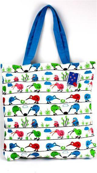 Carry bag Bright Kiwi Code:S772/BK