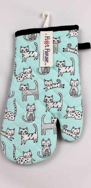 Kitty Cats oven gloves CODE : OG-KIT